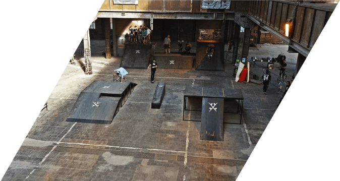 Location de SkatePark