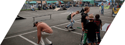 Location de Skatepark