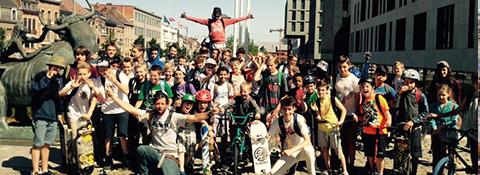 Stage de BMX & Skate